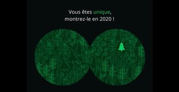 Bonne année 2020 à tous et toutes les collaborateurs et clients