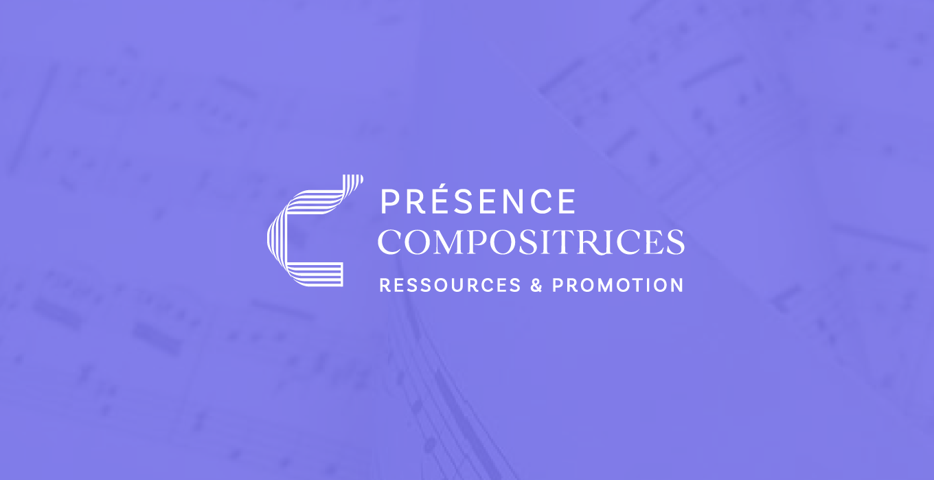 PRESENCE COMPOSITRICES