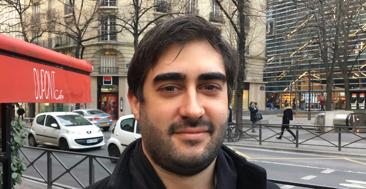 Journaliste Benoit Magistrini Le Contact Moderne