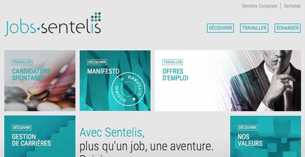 Sentelis A Le Contact Moderne